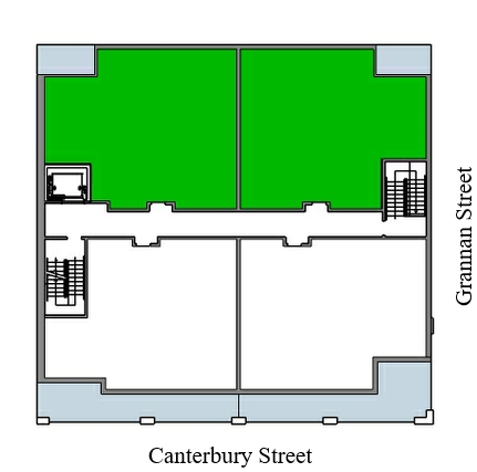Telegraph Square - The Canterbury & Prince William