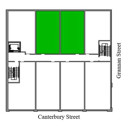 Telegraph Square - The St. James & Mecklenburg